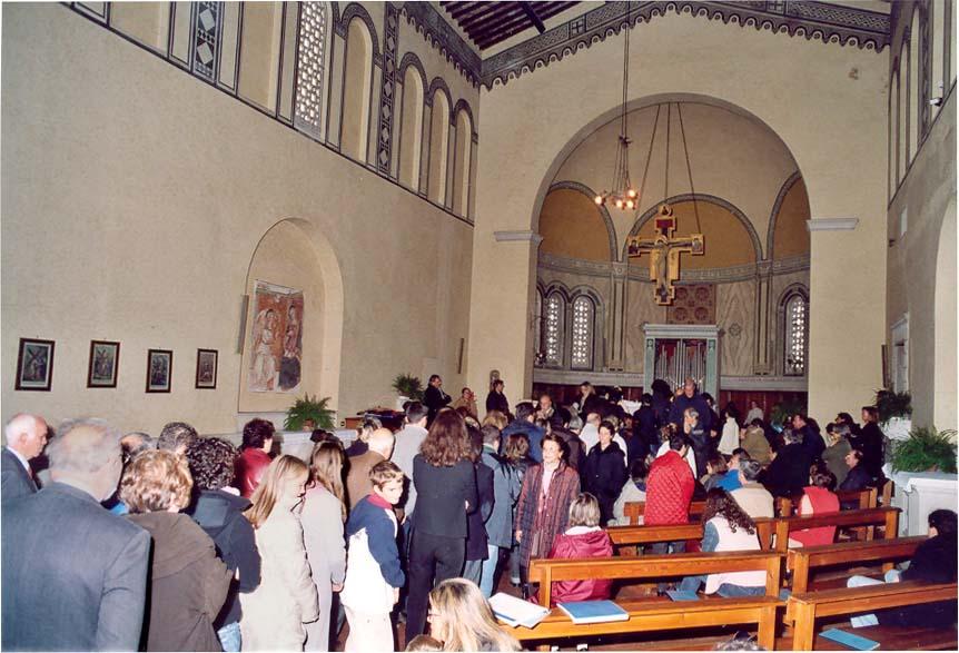 La parrocchia di santo stefano a paterno
